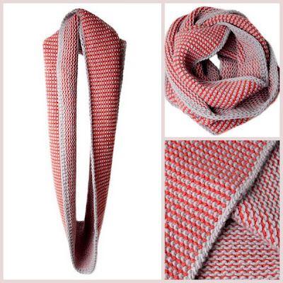 Knitting Blog: Shibui Knits Array Cowl Free Knitting Pattern