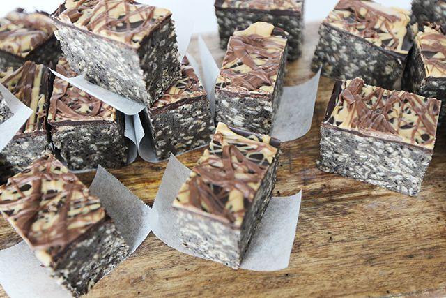 Oreo Chocolate Chip Peanut Butter Bars Recipes — Dishmaps