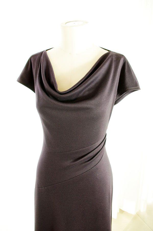 Knit Dress Pattern Free : Free knit dress pattern - love this! Sewing projects Pinterest