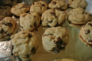 Chocolate Chip Cheesecake Cookies | food 2 | Pinterest