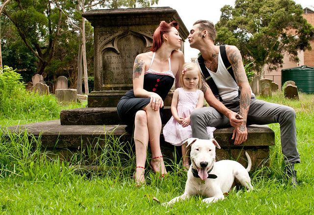 rockabilly family photo shoot - Google Search