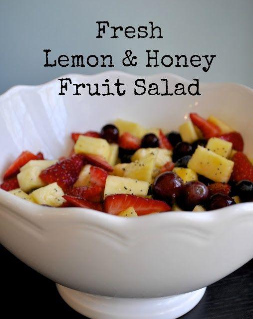 4th of july fruit recipe