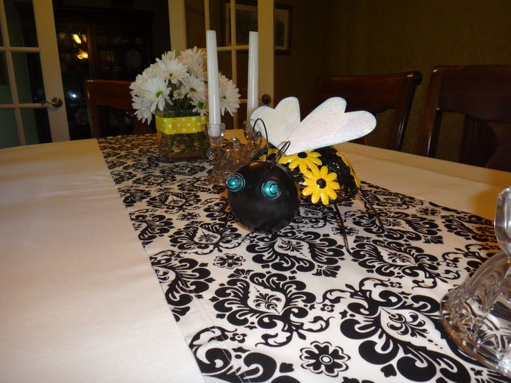 Bee Table Decorations Kitchen Ideas Pinterest