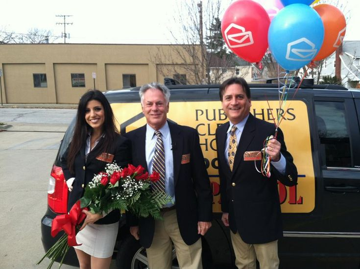 The Prize Patrol on the go