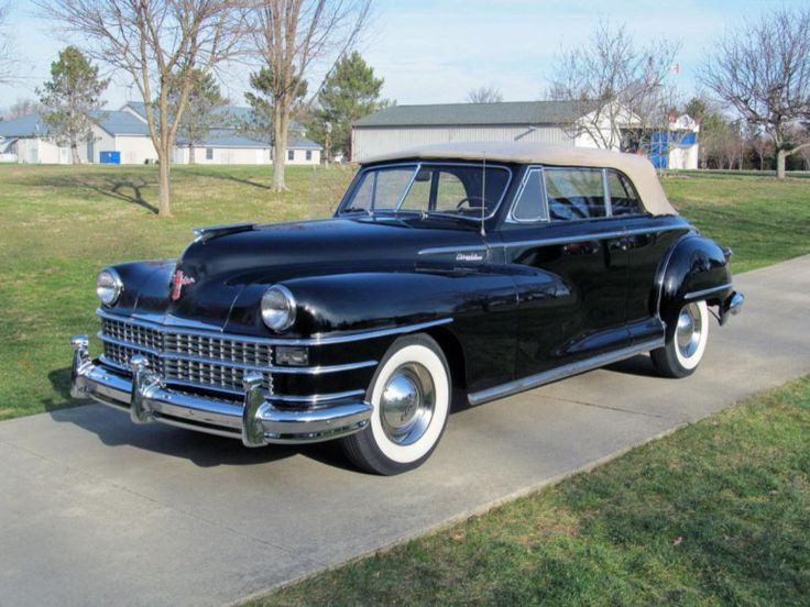 similiar 1945 chrysler town and country keywords 1948 chrysler windsor convertible on 1949 chrysler town country