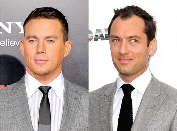 Channing tatum even the sexiest man alive has a little man crush quot i