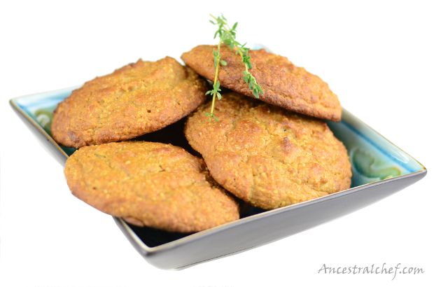 truly paleo indulgences sweet potato thyme biscuits and the orange ...