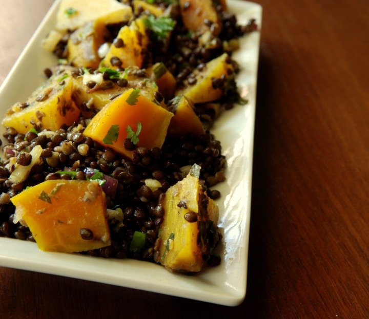 Beet and Lentil salad | allergy free foods | Pinterest