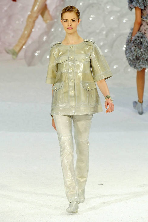 Chanel spring 2012 runway chanel ready to wear collection