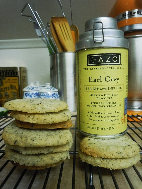 Earl Grey Cookies... | Dessert | Pinterest