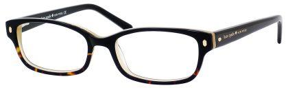 Kate Spade Petite Eyeglass Frames : Kate Spade Lucyann Eyeglasses