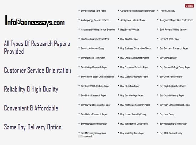 term paper sites