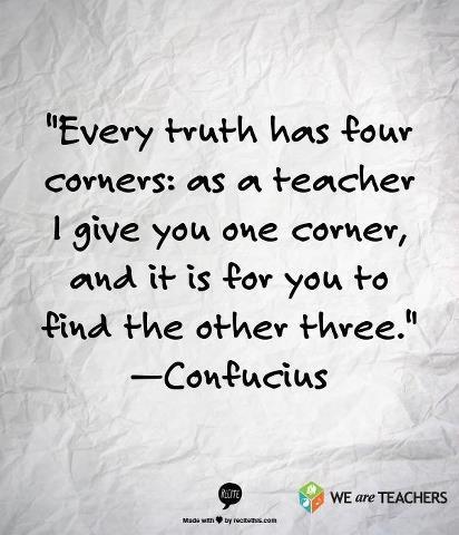 how to learn li confucius