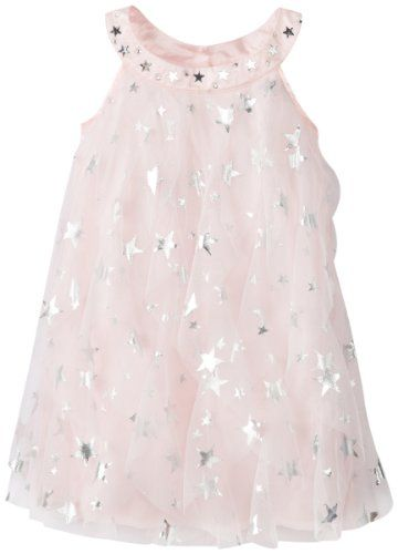 Biscotti Girls 2-6X Starry-Eyed Dress, Pink, 6x Biscotti http://www.amazon.com/dp/B00GRU4C3S/ref=cm_sw_r_pi_dp_8SBZtb00BJKTZCXQ