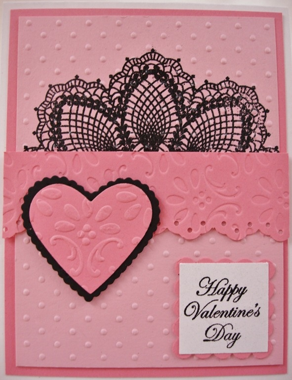 happy valentines day card to friend