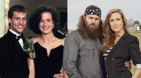 Robertson Duck Dynasty without Beards
