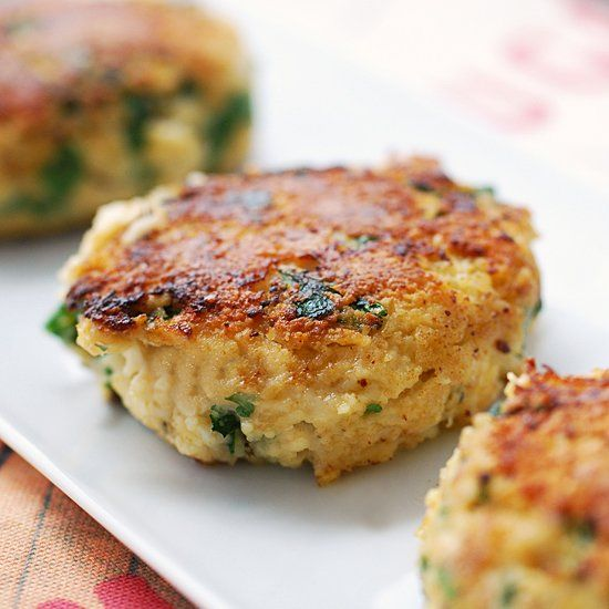 Gluten free crab cakes. | food | Pinterest