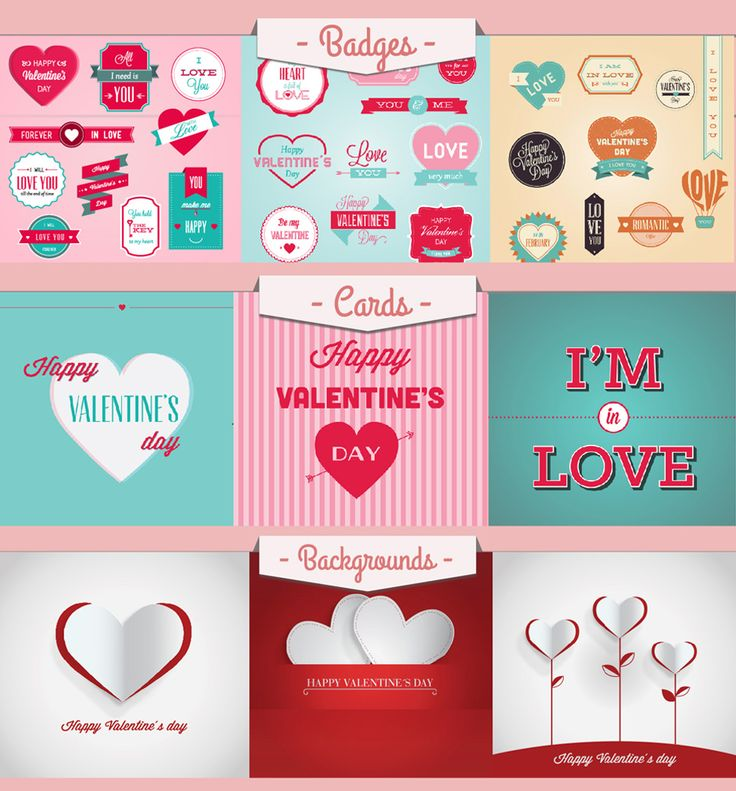 valentine day graphics