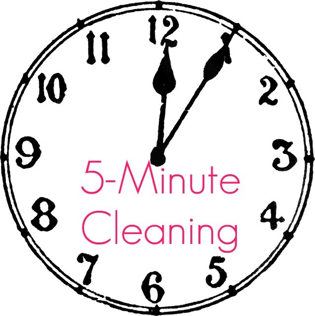 5-Minute Cleaning