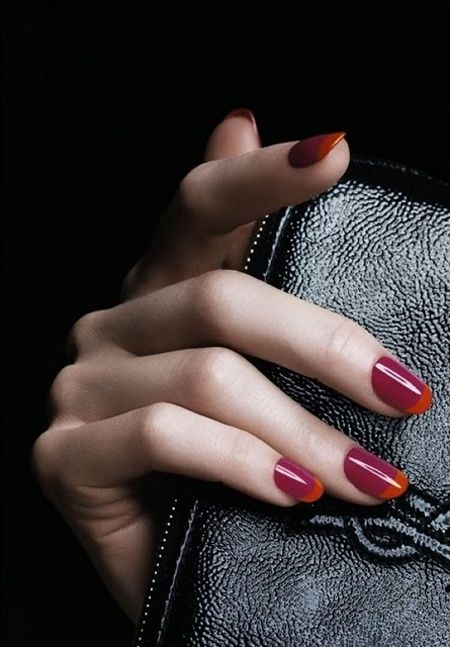 Classic & Trendy: French Manicure Ideas | Nails | Pinterest