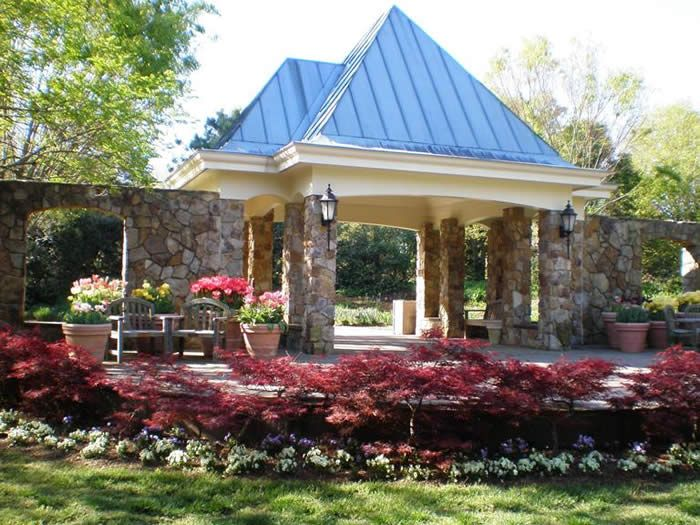 Pin by christin d 39 amato on fall wedding decor pinterest Lewis ginter botanical gardens