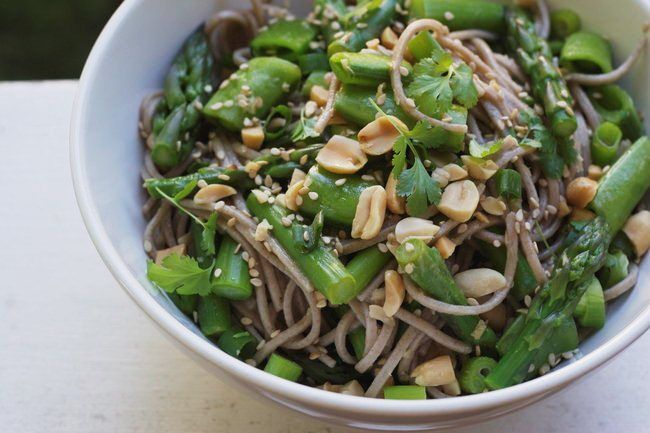 Soba-Noodle-Bowl (1) | Recipes | Pinterest