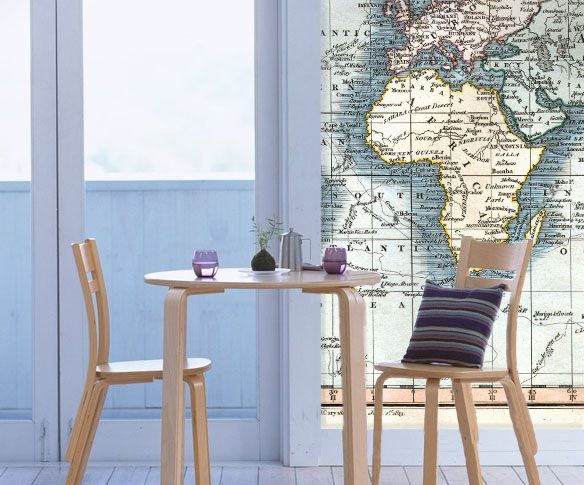 Kitchen wallpaper mural ideas for feature walls pinterest for Kitchen feature wall ideas