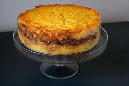 Polenta/ Onion/ Pumpkin... Cheese. | Vegetarian | Pinterest