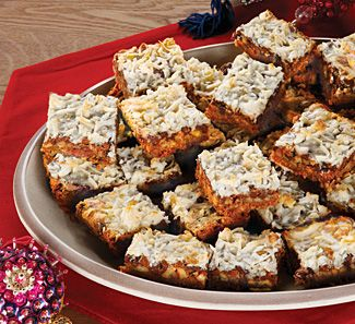 Tried and True) Hello Dolly Bars - Recipes at Penzeys Spices -- These ...