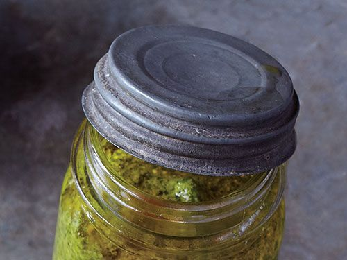 Swiss Chard Pesto - Toss with any kind of pasta; top grilled chicken ...