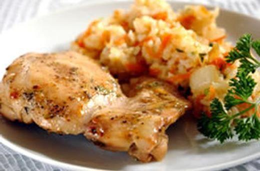 Baked Honey Mustard Chicken | Foods i've gotta try! | Pinterest