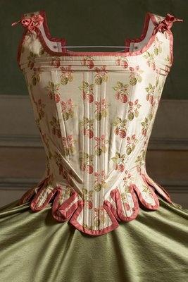 For Marie Antoinette.