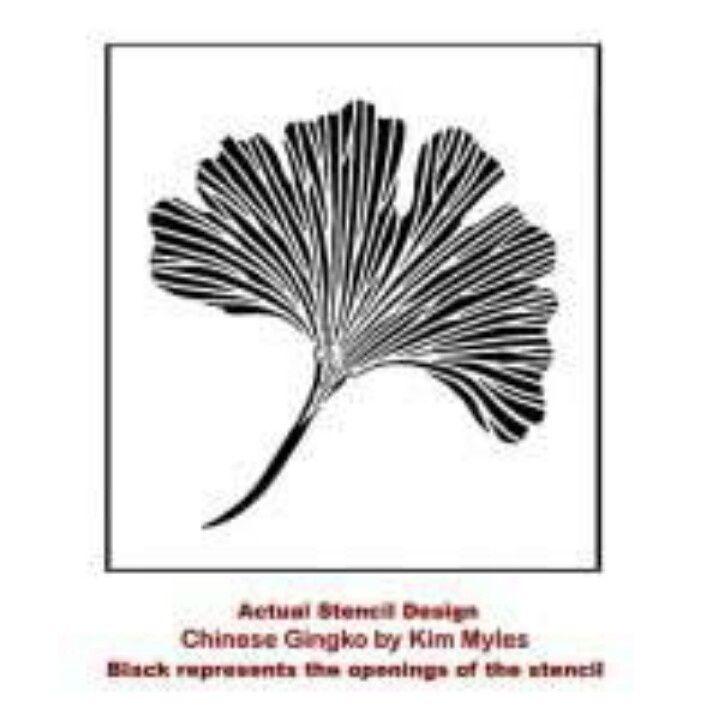 Flower stencil   Printables   Pinterest
