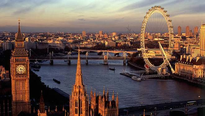London Beautiful Places To See Pinterest