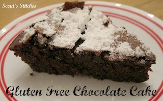 Gluten Free Chocolate Cake | Cakes, Cupcakes, and Quick Breads | Pint ...