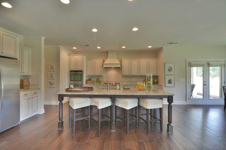 Model home kitchen - Trammel Estates  kitchen  Pinterest