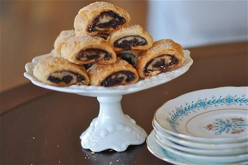 chocolate rugelach | Food | Pinterest
