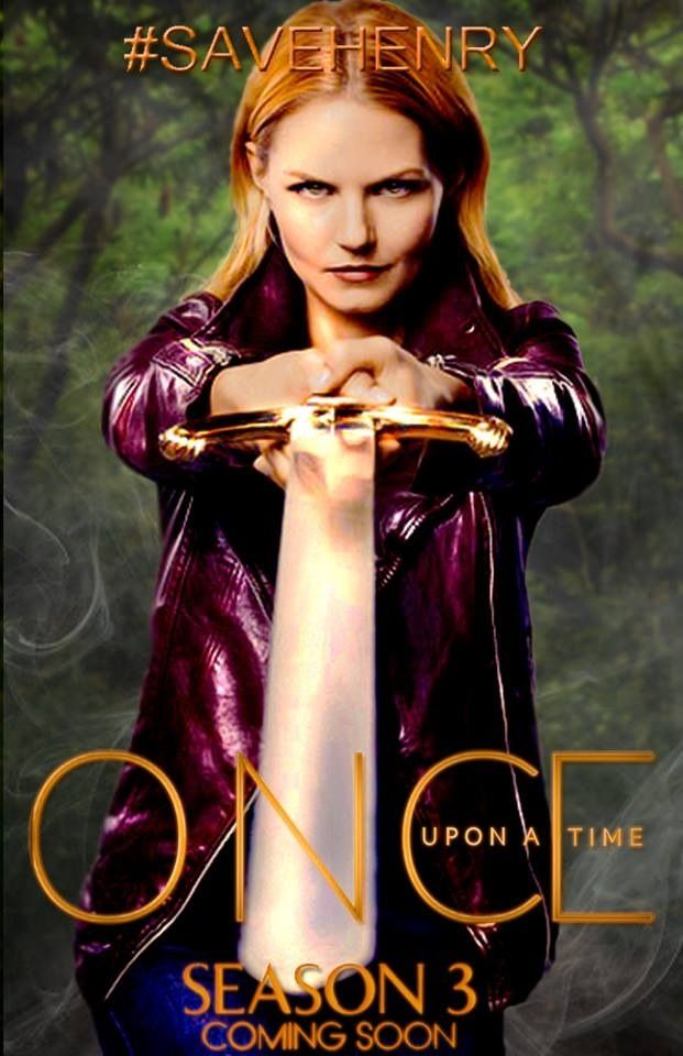 Emma Swan season 3 fan made poster. Once Upon a Time ...