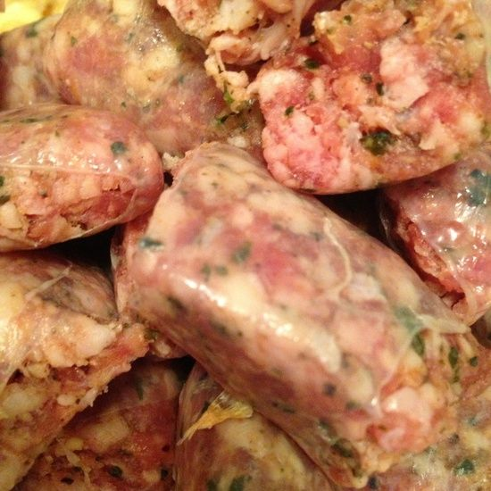 Yummy Merguez Lamb Sausage Recipe | Preserve and Cure | Pinterest