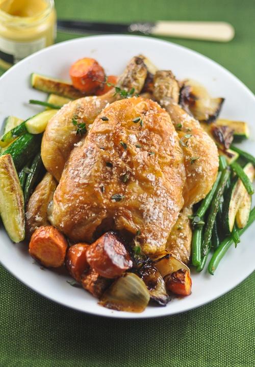 Dan Keller's Roast Chicken   Trissalicious