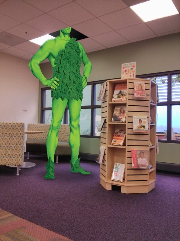 November 2013: World Vegan Month | Library Displays ...