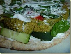 Greek-Style Quinoa Burgers | Vegetarian Recipes | Pinterest