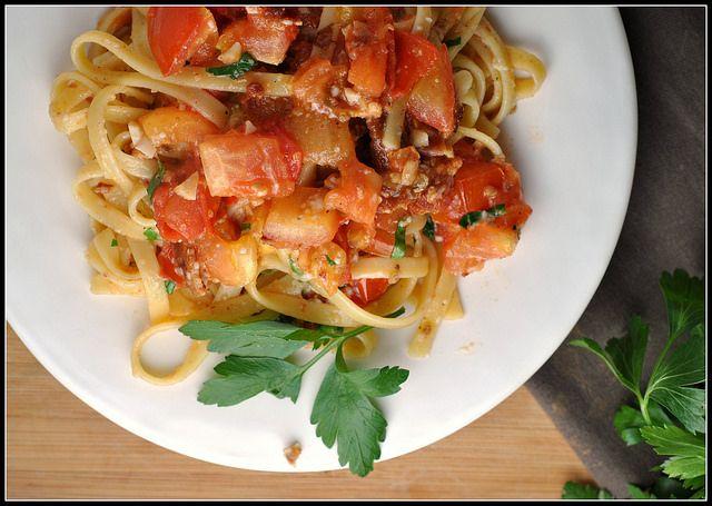 BLT Pasta + Weekly Menu | Healthy Eats | Pinterest