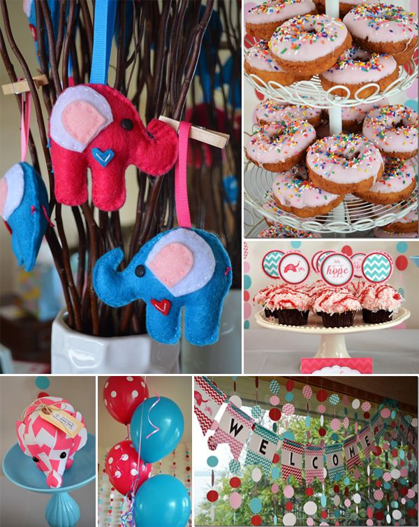 elephant baby shower ideas baby shower ideas pinterest