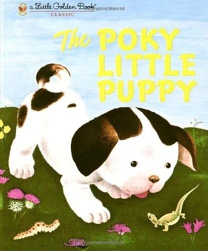 The Pokey little Puppy Janette Sebring Lowrey