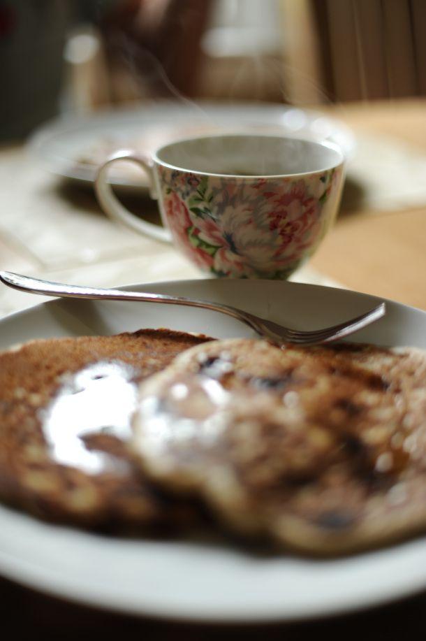 Sunday Morning Pancakes Recipe — Dishmaps