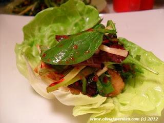 spicy lettuce wraps | Favorite Recipes | Pinterest