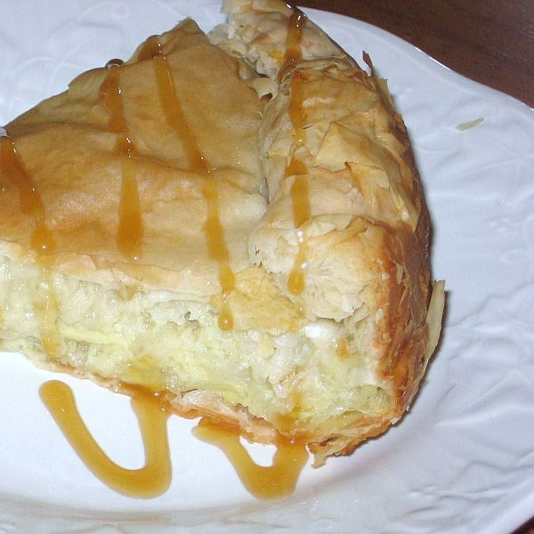 Pear Custard Pie Recipe | Just Desserts | Pinterest