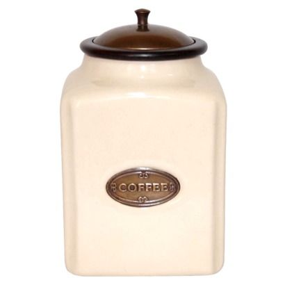 target s small coffee canister kitchen pinterest