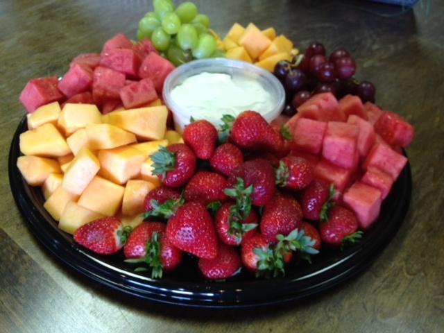 bare fruit fruit platter ideas